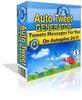 Thumbnail AutoTweet Generator Software
